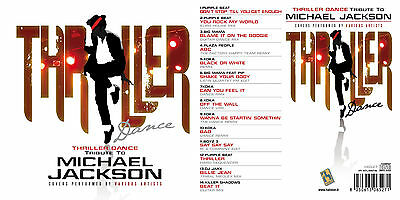 Thriller Tanz A Tribute To Michael Jackson