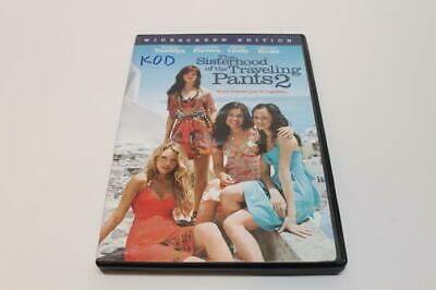 The Sisterhood of the Traveling Pants 2 (Widescreen Edition) DVD