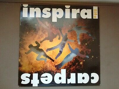 Inspiral Carpets Life Vinyl Lp Uk 1990 Mute Records Ex Condition Indie