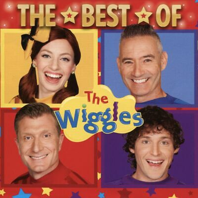The Wiggles - Hot Potatoes! The Best of the Wiggles