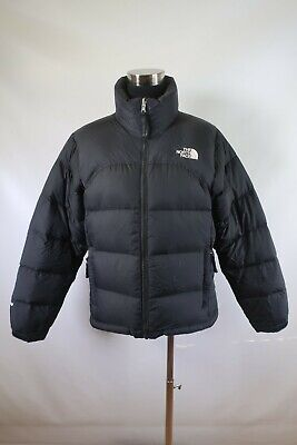 eec890177 THE NORTH FACE 600 Down Insulated Jacket Womans Size Medium Brown ...