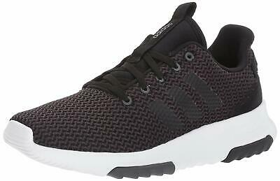 Men Adidas Racer TR Running Shoes Synthetic DA9306 Black White 100%Authentic New