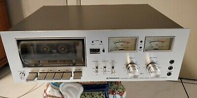 Pioneer CT-F7070 Two Channel Stereo Tape Deck (1976-78)
