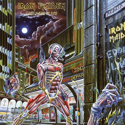 Iron Maiden - Somewhere In Time - New Cd Album - Pre-Order