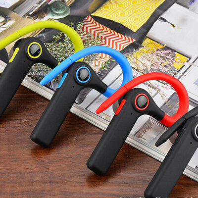 Business Bluetooth V4.1 Headset Wireless Earphone Car Hands-Free Earbud w/ Mic