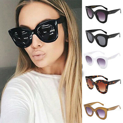 Retro Women Ladies Cat Eye Sunglasses Vintage Rockabilly Style Eyewear NEW