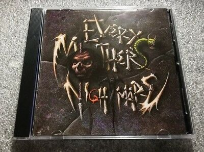 Every Mother's Nightmare self-titled 1990 CD - Free Fast U.S. Shipping