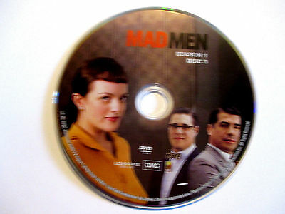 Mad Men First Season 1 Disc 3 Replacement DVD *DISC ONLY*