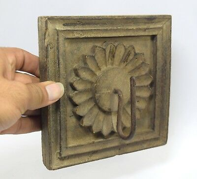 Solid Wood Made Wall Key Towel Hook Hanger Beautiful Handcrafted. i75-107 AU