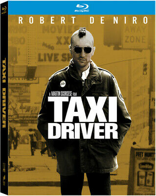 Taxi Driver, Very Good DVD, Cybill Shepherd, Jodie Foster, Albert Brooks, Harvey