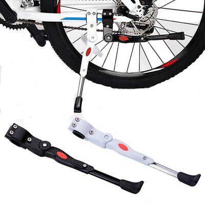 Mountain Bike Bicycle Cycle Kickstand Support Adjustable Duty Heavy Q0G8