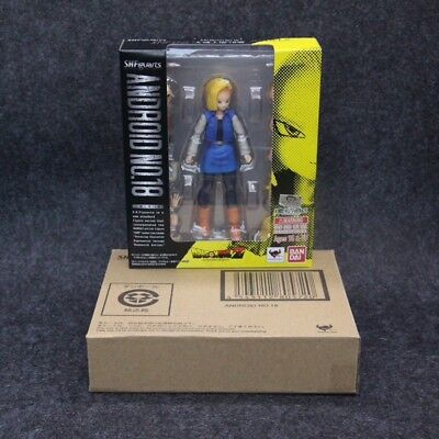DragonBall Dragon Ball Gals Android NO.18 SHF S.H.Figuarts Figure New IN BOX