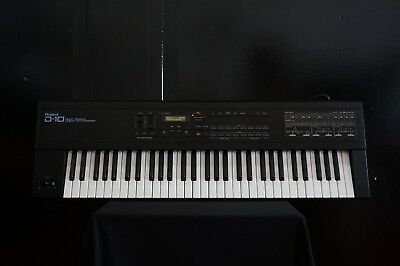 Roland D-10 Vintage Digital Multi Timbral Linear Synthesiser W/ Roland Hard Case