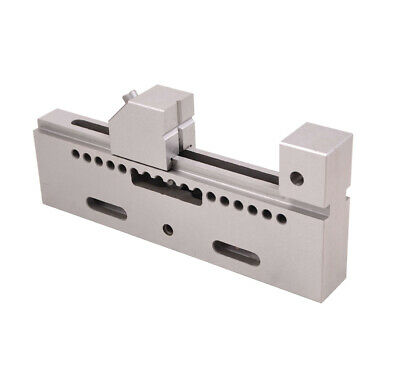 Manual Stainless Steel Vise 214MM For WEDM Wire-cut EDM SC-000219 CNC