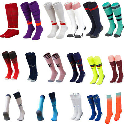 New 2019 Football Socks For Kids Children Soccer Kits Team Club Suit 3-14Y