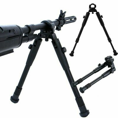 8-10 Inch Adjustable Bipod Shooting Sniper Bipod Quickly Attach For Airsoft
