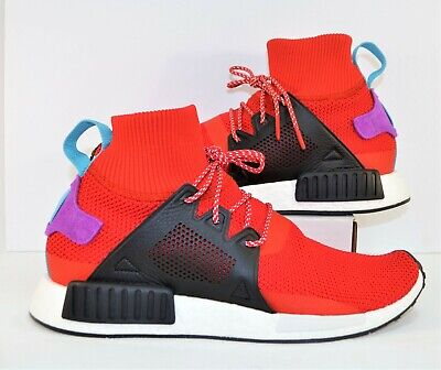 c1103be82 Adidas Boost NMD XR1 Winter Red   Black   White Training Shoes Sz 13 NEW  BZ0632