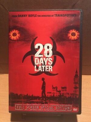 28 Days Later (Full Screen Edition)          D-12