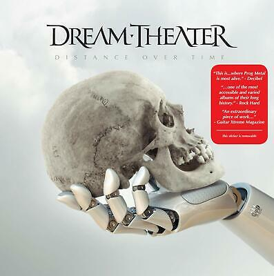 Distance Over Time by Dream Theater Audio CD{Progressive metal} Inside Out NEW