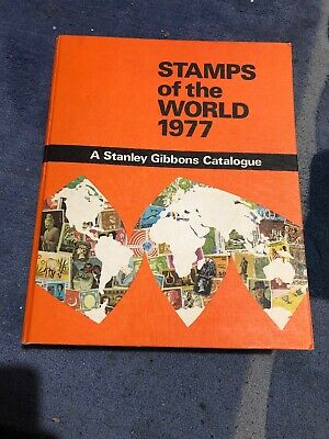Stanley Gibbons Stamps of the World Catalogue 1977 - In Very Good Conditions