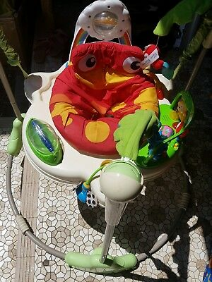 Fisher Price Jumperoo SYD PU