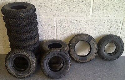 JOB LOT 16 Electric E / Petrol Scooter Mobility Goped Gokart Tyres 200x50 Tires