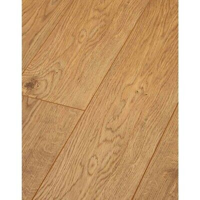 KRONOTEX MAMMUT LAMINATE FLOORING EVEREST OAK GREY Only £9.37m2 to clear