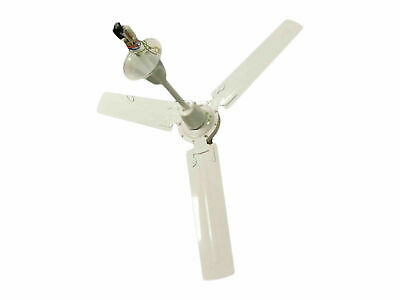Vent Axia Ceiling Sweep Fan 1400mm Ref 428051 56