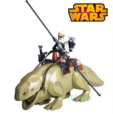DEWBACK DESERTSTORM  Mini Figurine NEW Fits Lego Starwars Star Wars STORMTROOPER