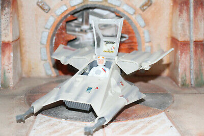 Airspeeder With Airspeeder Pilot Star Wars Power Of The Force 2 1997