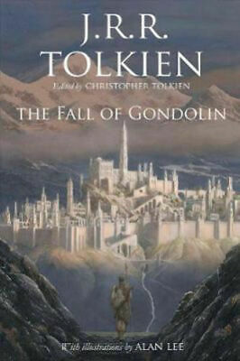 The Fall of Gondolin J.R.R. Tolkien (hardcover)