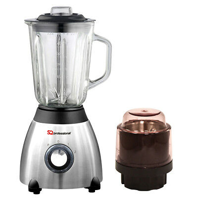 1.5L All in One Electric Blender Food Fruit Smoothie Maker Mixer Juicer Grinder