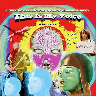 CD - The Chocolate Watchband - This Is My Voice CD ALBUM NEW (8TH MAR)