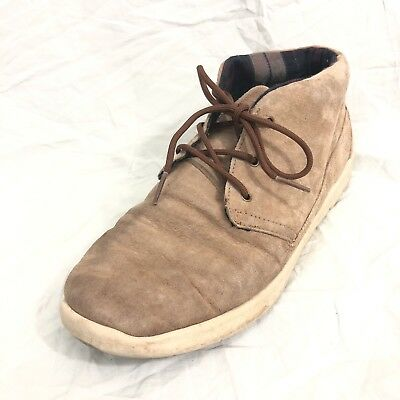 abb654c13f3 PREOWNED BOYS SIZE 6 UGG K Canoe Suede 1019714k/CHE - $23.00   PicClick