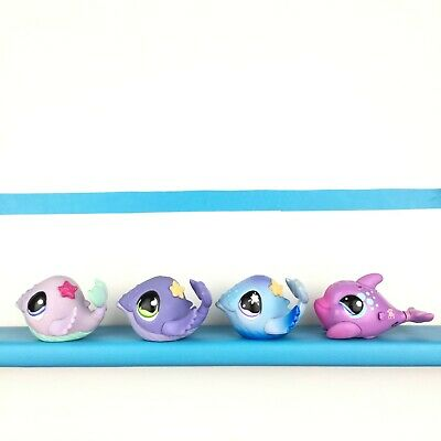 Custom Lps Littlest Pet Shop Dolphin 1500 Picclick