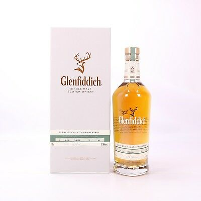 Glenfiddich 21 Year Old - 130th Anniversary Limited Edition
