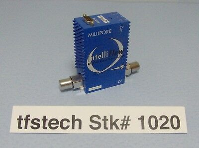 Millipore IntelliFlow Mass Flow Controller MFC FSDAE100DD05 200 SCCM SIH4