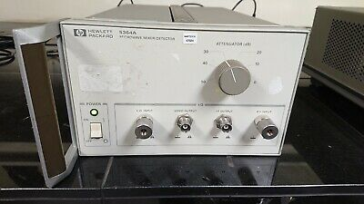 HP Agilent 5364A Microwave Mixer / Detector AS IS