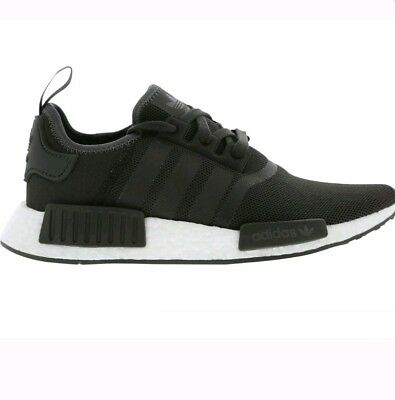 new product 5c746 cd157 ORIGINAL ADIDAS NMD_R1 Trainers Grey Maroon Trainers Nmd R1 Cq2412 Uk 7.5 Uk
