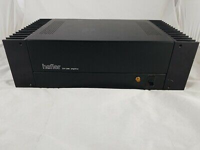 Hafler DH-200 Stereo Amplifer Audiophile. Tested and Working. Nice Shape