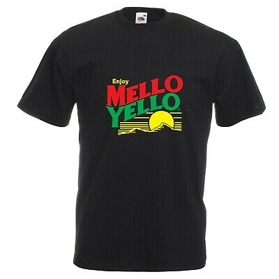 Mello Yello T-Shirt Days of Thunder Nascar Enthusiast VARIOUS SIZES & COLOURS