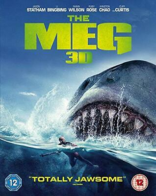 The Meg [Blu-ray] [2018]
