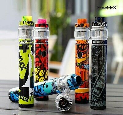 Freemax² Twister 80W Kit² W/2300mAh battery 5ml Fireluke² 2 Tank² US Seller Fast