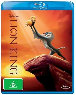 The Lion King : NEW Blu-Ray