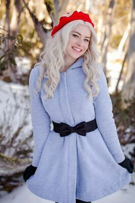 Fairy Tail Coat by Wolvenstyle - Handmade from Poland