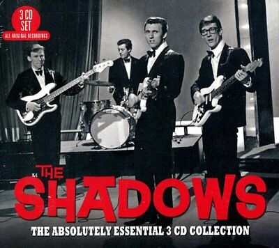 The Shadows: The Absolutely Essential 3-CD Collection (3-CD) Import