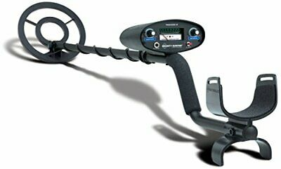 Bounty Hunter Tracker IV Metal Detector with adjustable trash elimination