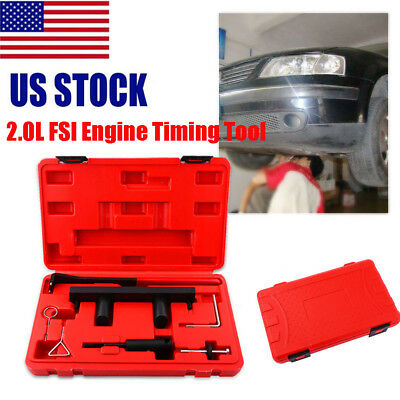 7 Pcs/set Car Engine Camshaft Alignment Timing Tool for AUDI VW 2.0L FSi