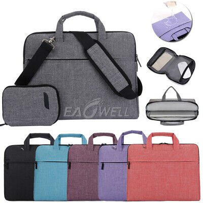 "Universal For 11"" 12"" 13"" 14"" 15"" 15.6"" 17"" 17.3 Notebook Laptop Case Sleeve Bag"
