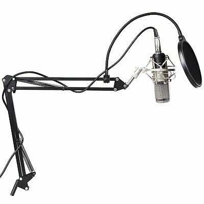 DJ Sound Studio Dynamic Mic Shock Mount Mikrofon BM800 Condenser Microphone Kit